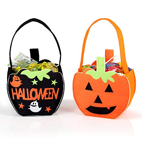 EasyAcc Halloween Felt Candy Bag - 2 pcs