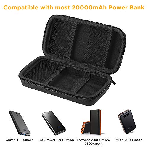 EasyAcc Customized Power Bank Case for Anker 10000mAh Power Bank