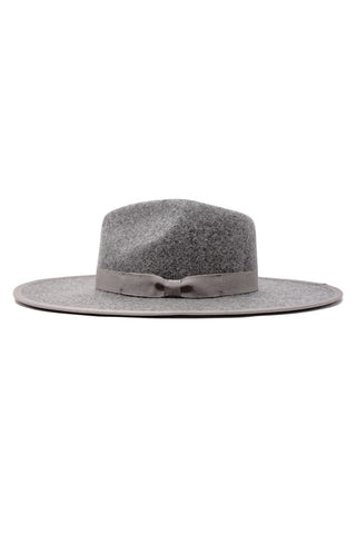 Barry Fedora Hat- Cream