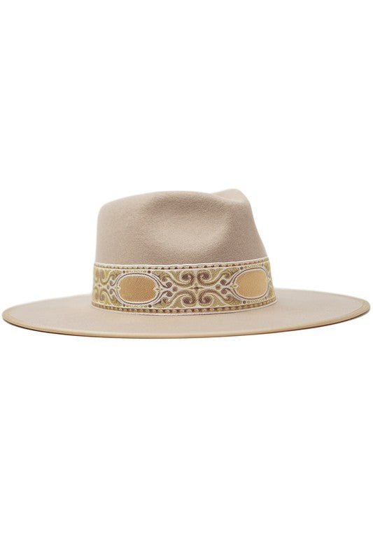 Ryan Rancher Panama Hat