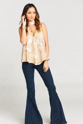 Show Me Your Mumu Joy Top - Fairy Floral - Trendy and Tipsy