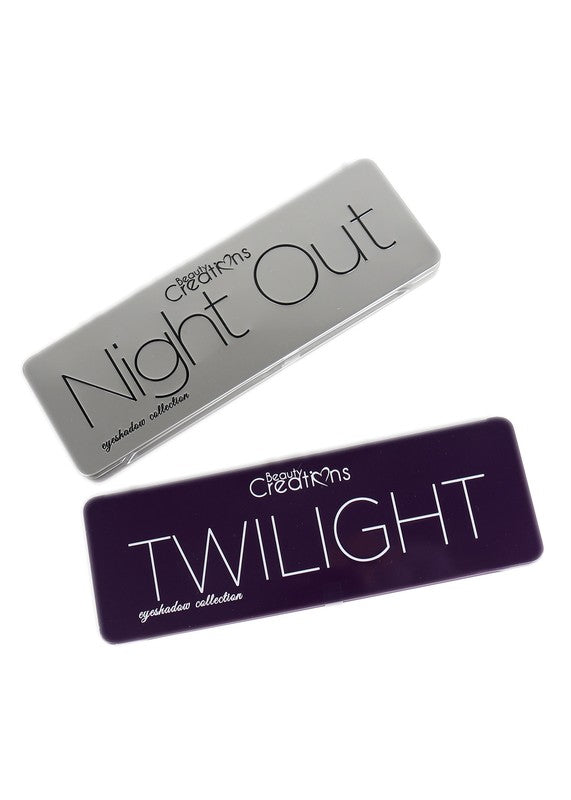 Twilight Shadow Palette - Trendy and Tipsy