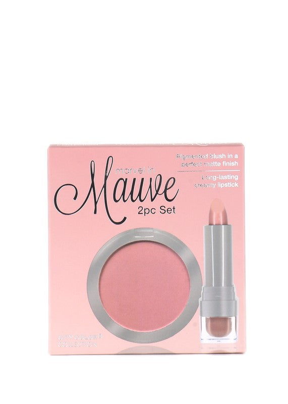 Marvel in Mauve Cosmetic Set