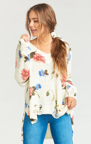 Show Me Your Mumu Rumba Wrap Top