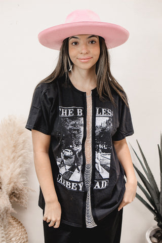 Notorious Big Band Tee Flannel
