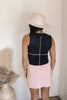 Summer Breeze White Maxi