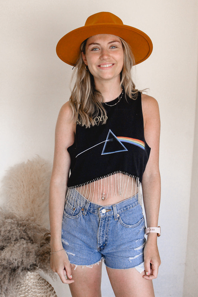 Faux Leather Lace Up Shorts