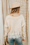 Soho Lace Sweater