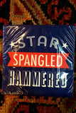 Star Spangled Hammered Napkin - Trendy and Tipsy