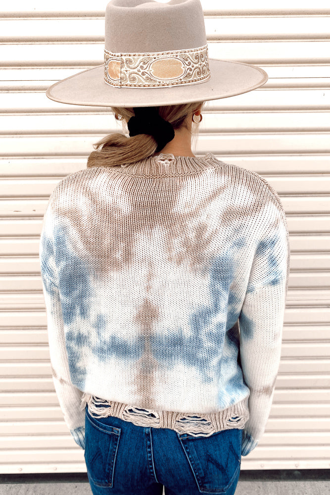 Ocean Breeze Sweater