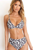 Pink Leopard Swimsuit