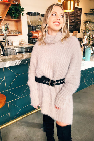 Downtown Cropped Sweater
