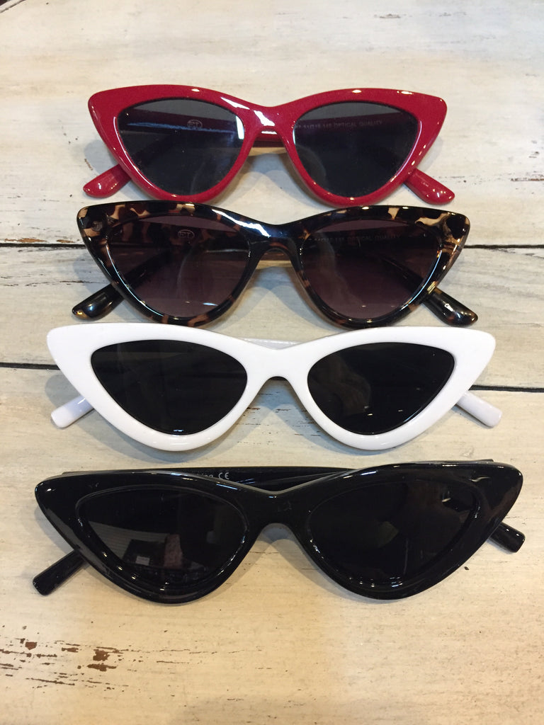 Kendall Cateye Sunglasses - Trendy and Tipsy