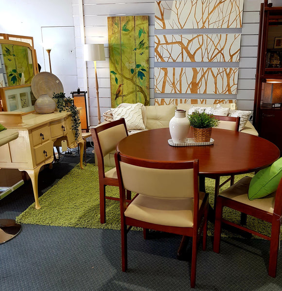 Used pre-loved furniture at Family Life online op shop