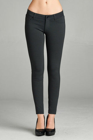 B123 Jeggings - Black