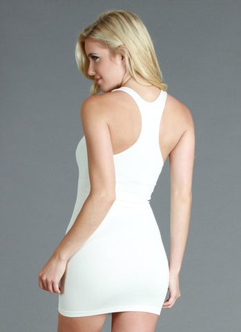 B123 Seamless Racerback Dress - Multiple Colors