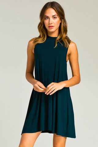 Owen Dress - Navy