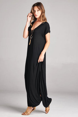 Tillie Maxi Dress - Black