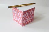 CB Bamboo Sticky Notes
