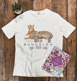 Bungalow 123 Cheetah Tee - Youth Sizes