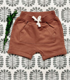 Kangaroo Pocket Short - Clay