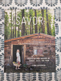 Savor - Hardcover Book