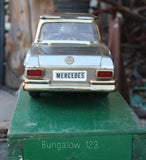 Vintage Mercedes Benz Decanter - Bungalow 123 - 4