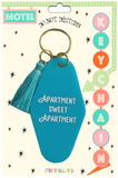 Fun Club Motel Keychain