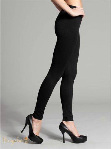 B123 Solid Seamless Ankle Leggings