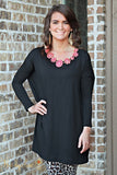 Piko Tunic - Wine Red - Bungalow 123 - 2