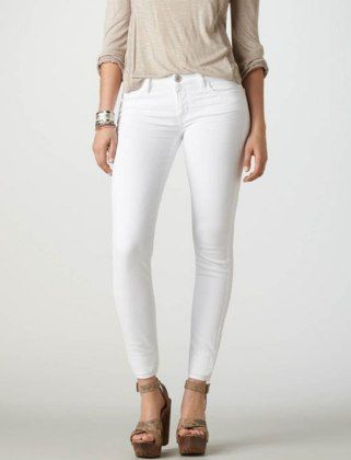 B123 Jeggings - Off-White