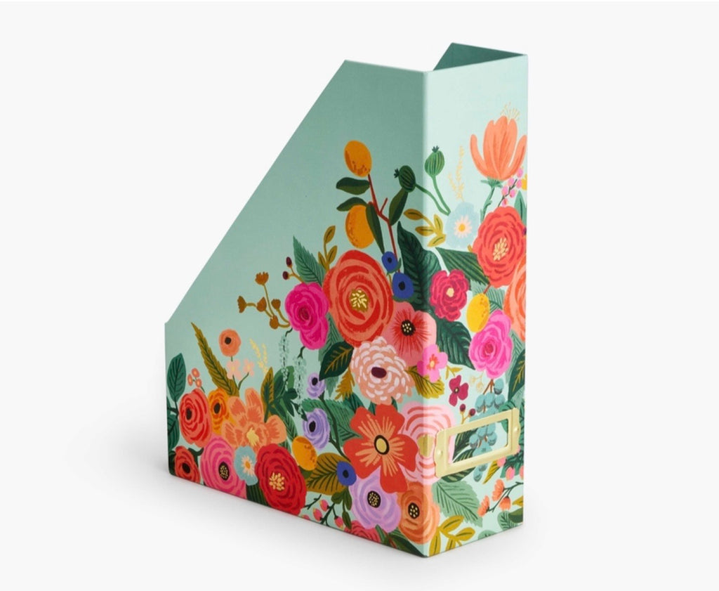 Rifle Paper Co. Garden Party Magazine Holder