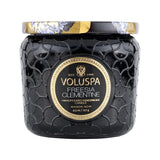 Voluspa Freesia Clementine Candle Collection