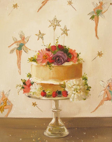 Fairy Cake - Janet Hill Studio Art Print