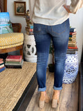 KanCan Mallorie High-Rise Curvy-Fit Jeans