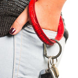 O-Venture Keyring - Luxe Leather - Multiple Colors