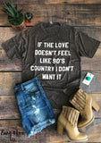 Ode to Nineties Country T-Shirt