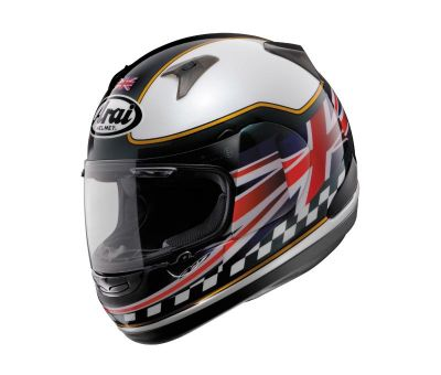 Arai RX-Q UK Flag Helmet