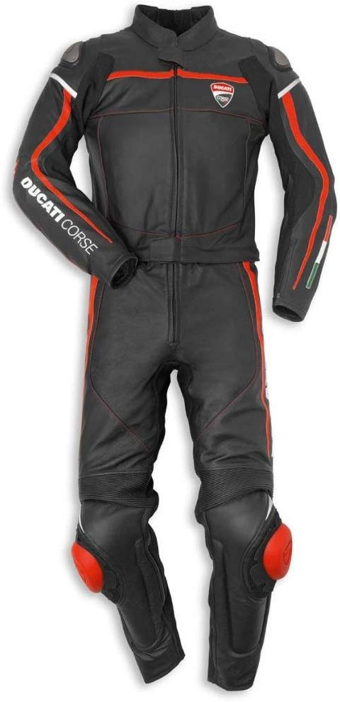 Ducati Corse C2 Two Piece Leather Race Suit