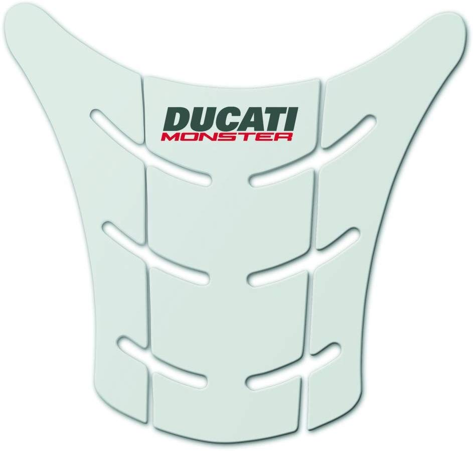 Ducati Monster Clear Tank Protector