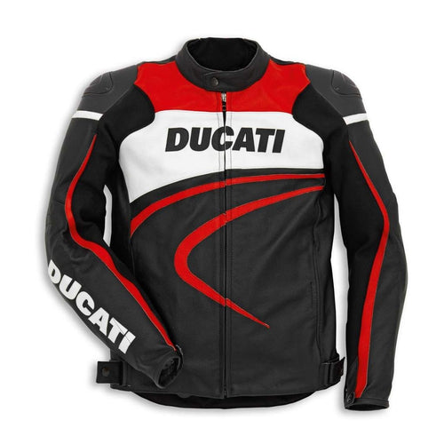 Ducati Sport C2 Leather Riding Jacket 98102845