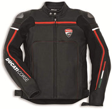 Load image into Gallery viewer, Ducati Corse C2 Leather Riding Jacket 981030052