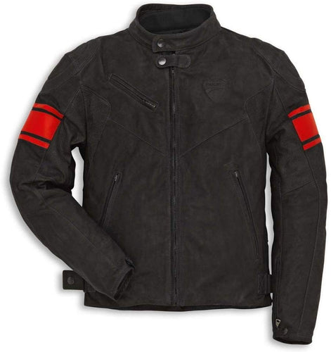 Ducati Classic C2 Leather Riding Jacket 981028556