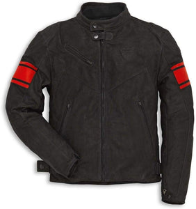 Ducati Classic C2 Leather Riding Jacket
