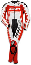 Load image into Gallery viewer, Ducati Corse C2 One Piece Leather Race Suit 981029650
