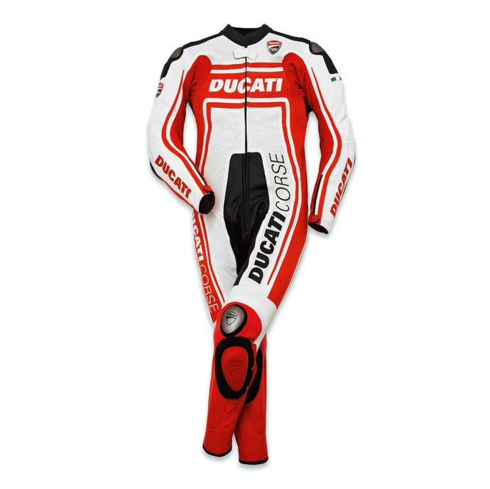 Ducati Corse C2 One Piece Leather Race Suit