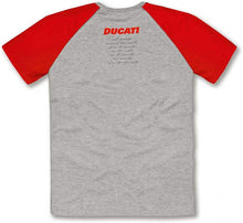 Load image into Gallery viewer, Ducati Men's Flag T-Shirt Switzerland