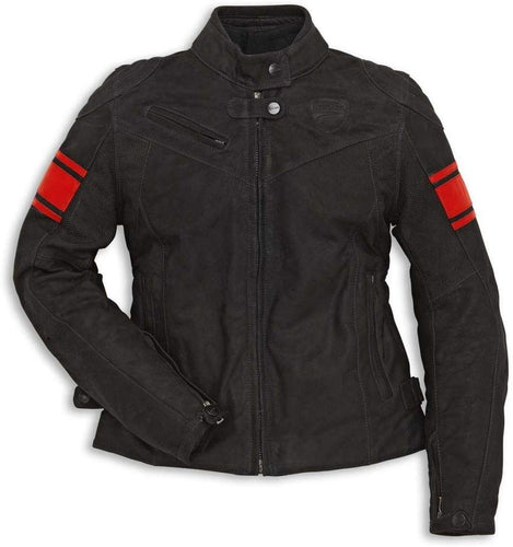 Ducati Classic C2 Leather Women's Riding Jacket 98102864