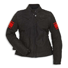 Load image into Gallery viewer, Ducati Classic C2 Leather Women's Riding Jacket 98102864