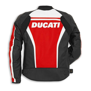 Ducati Perforated Sport C2 Leather Riding Jacket 981030250